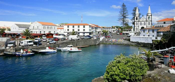 Madalena, Pico, Azores Shutterstock 536845291