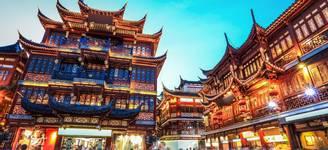 12 Day   Shanghai, Yu Yuan Garden   Itinerary Desktop