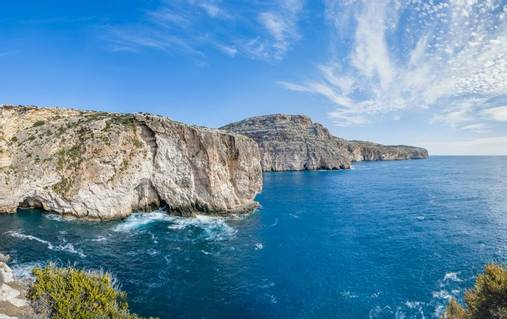 7-Night Malta Guided Walking Holiday