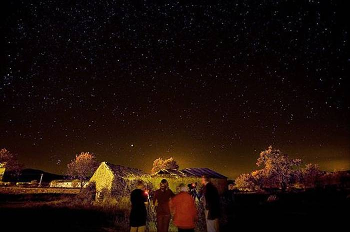 Learning how to photograph the night sky (Sergio Padura)