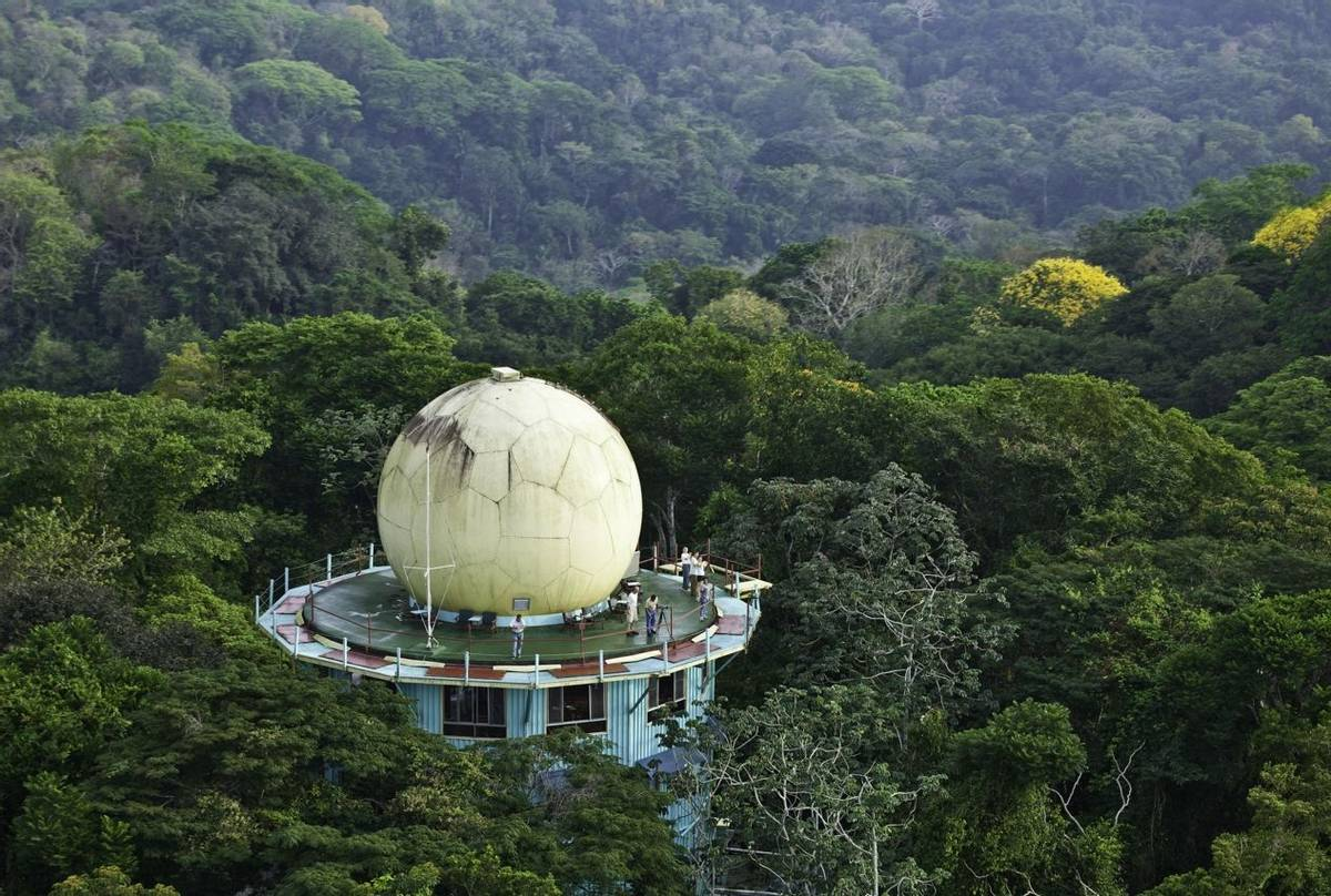 Canopy Tower, Panama