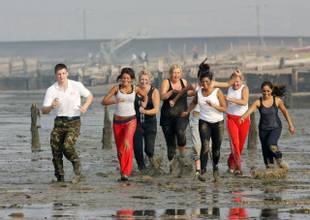 GI Jane Bootcamp Run