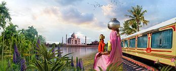 Luxury Rail Journey to India's Ancient Wonders