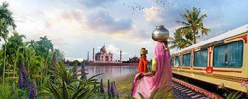 Luxury Rail Journey to India's Ancient Wonders