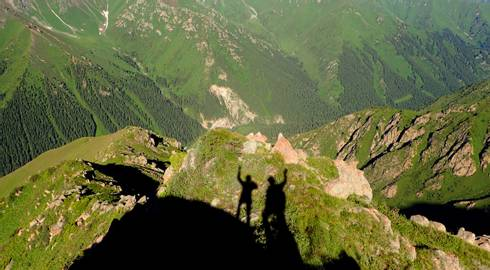 BISHKEK to BISHKEK (16 days) Kyrgyzstan Overland