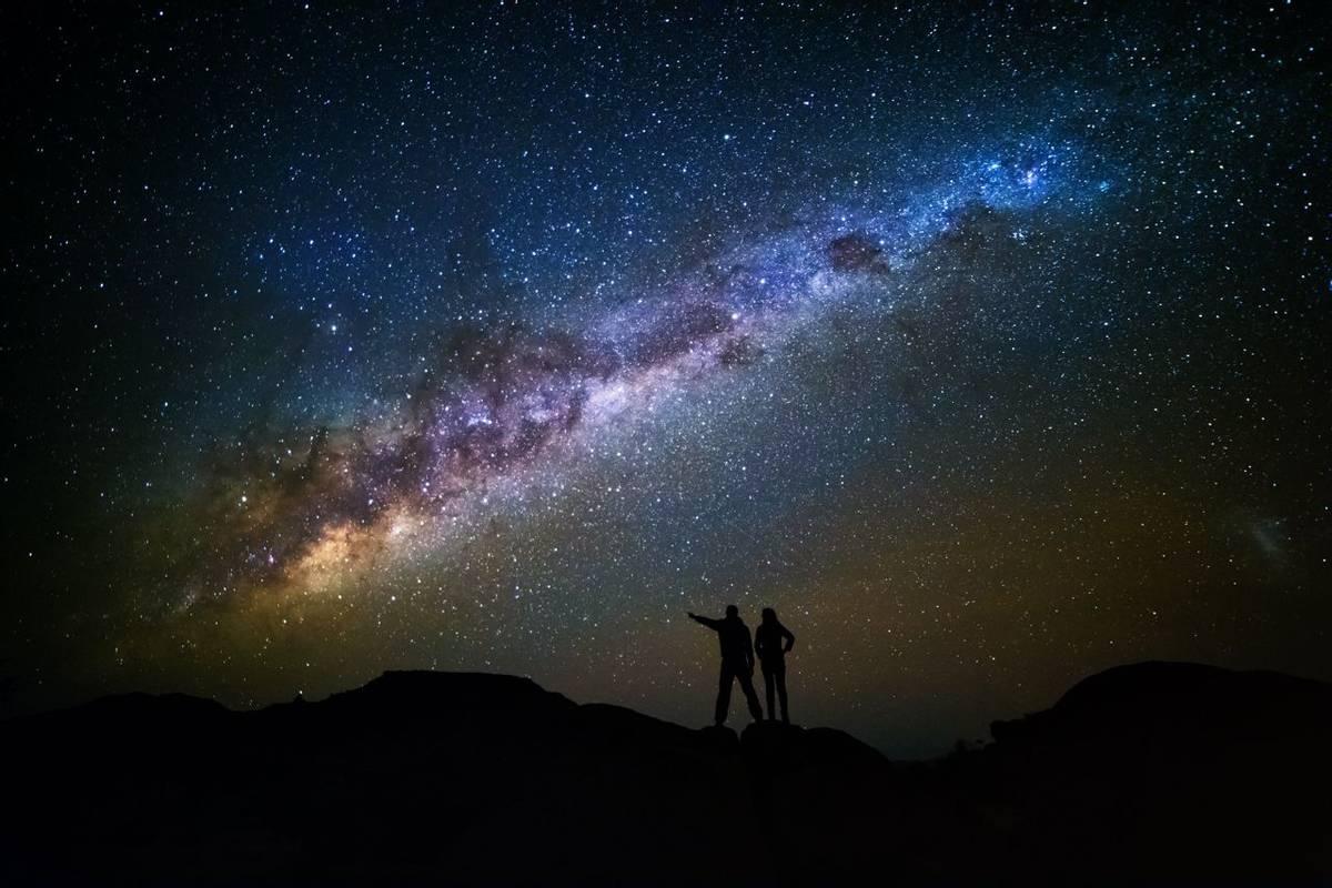 Milky Way, Namibia  Shutterstock 683562343
