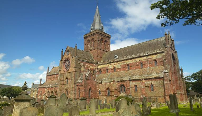 Shutterstock 252309382 (1) St Magnus Cathedral, Orkney