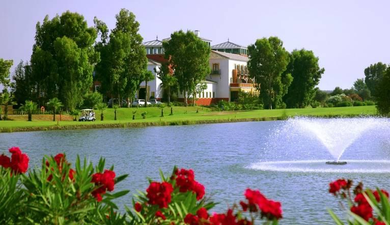 Vistas Al Campo  Hotel Isla Canela Golf[1]