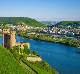Rhine Gorge & Rüdesheim
