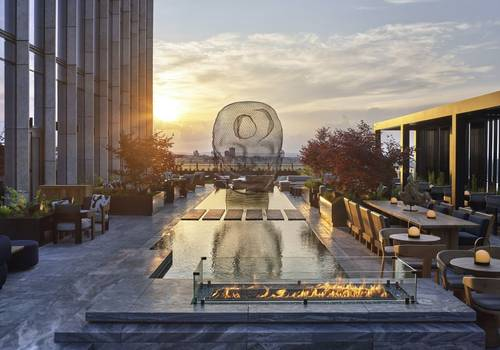 Movement & Regeneration at New York's Healthiest Hotel