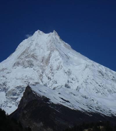 Mount Manaslu (8,156m)