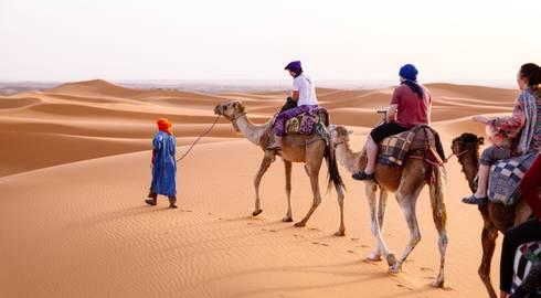 MARRAKECH to MARRAKECH (8 days) Simply Morocco