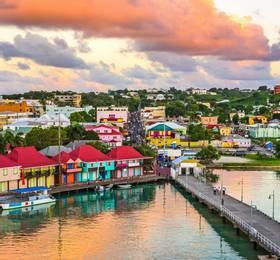 St John's, Antigua