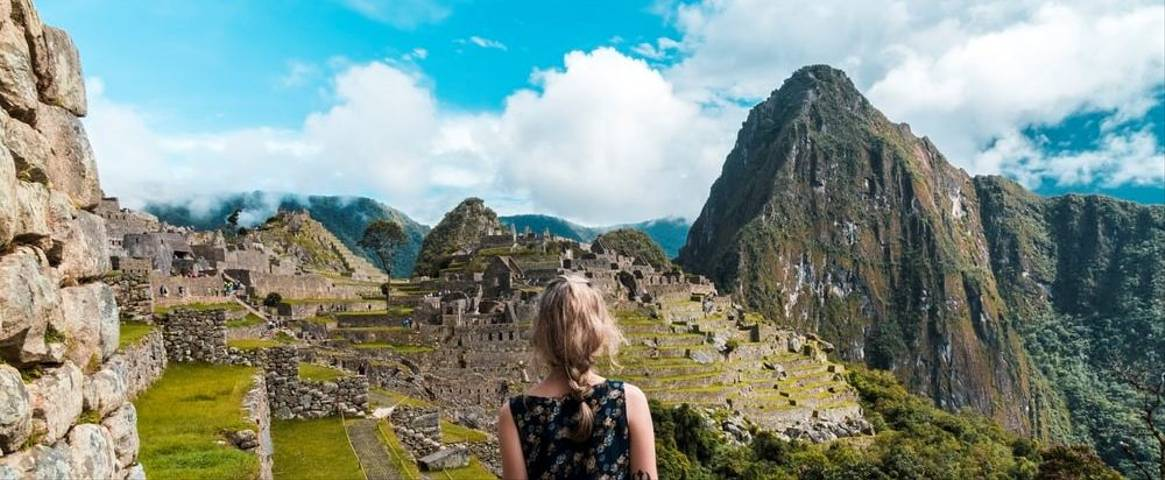 Machu Picchu is an instantly recognizable landmark