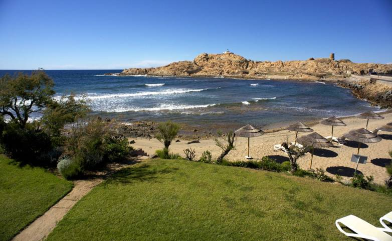 France - Corsica - Santa Maria Hotel - Ile Rousse - exterior 4.jpg
