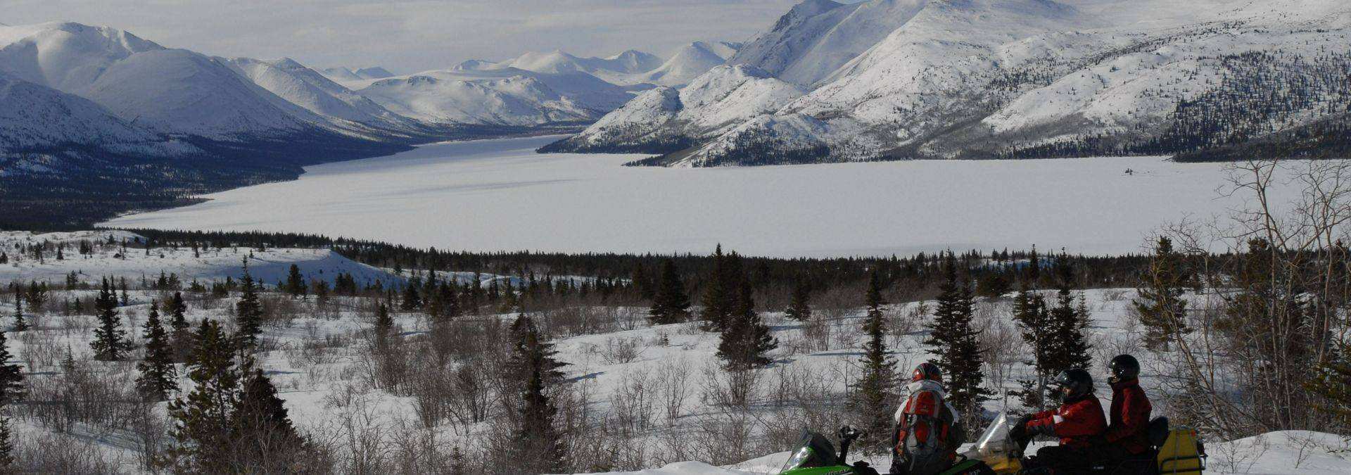Snowmobiling Photo Credits Arctic Range Adventure Ltd