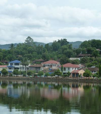 Naung Tung lake