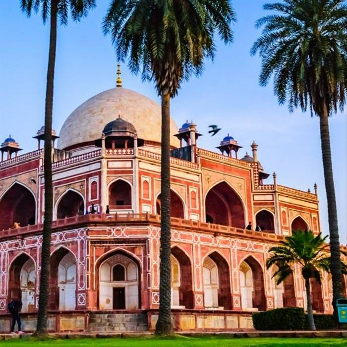 2 Day   Tour Day 2   Delhi, Humayuns Tomb  Itinerary Desktop