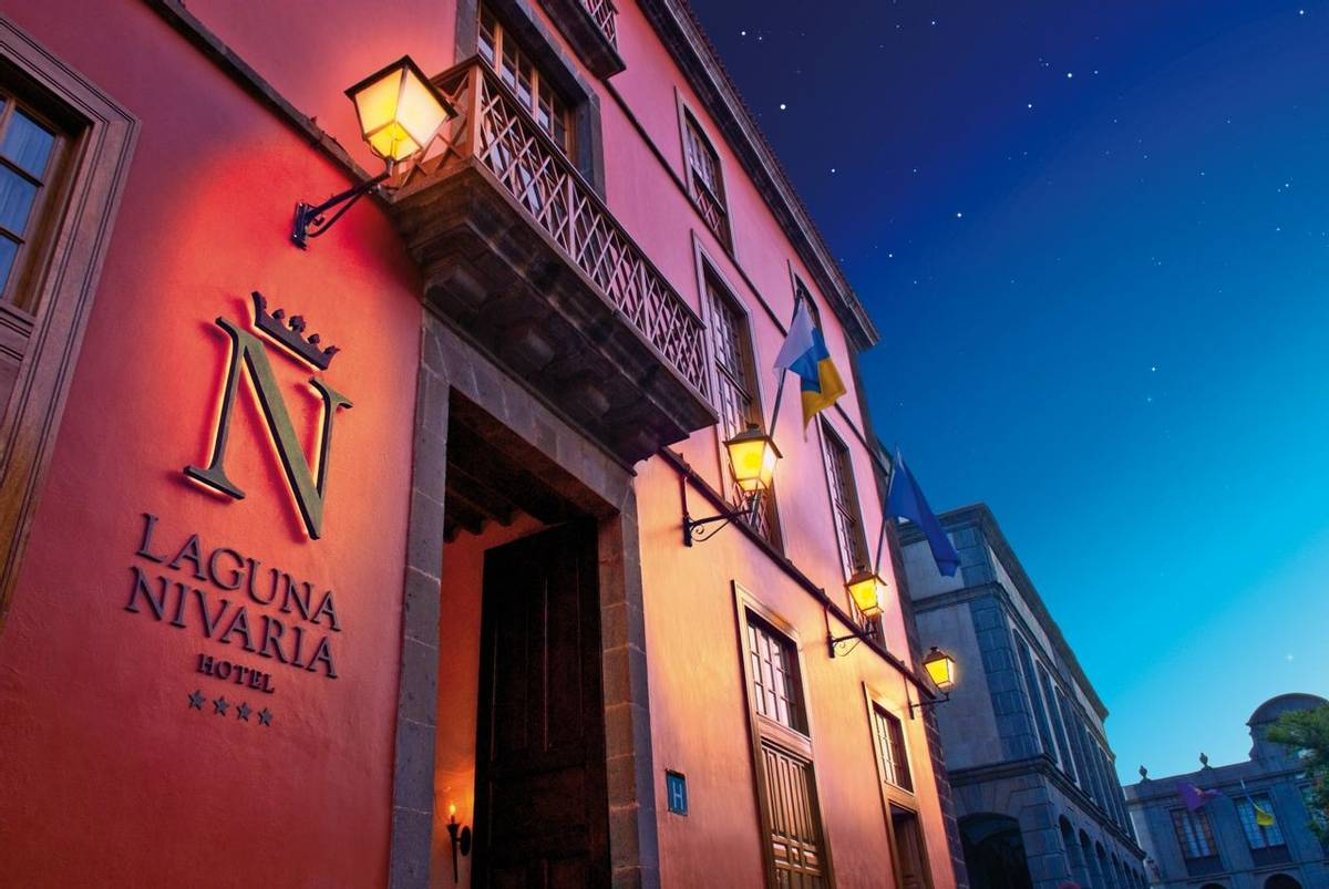 Spain - Tenerife - Hotel Laguna Nivaria -Nivaria-Fachada.jpg