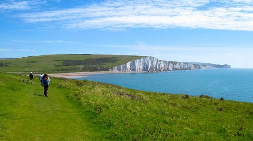 4-Night South Downs Walking with Sightseeing Holiday