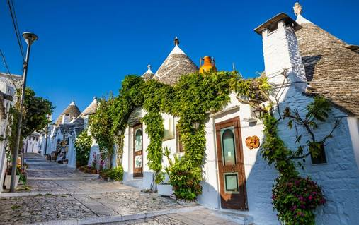 Puglia Cooking and Walking