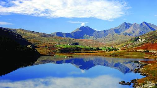 7-Night Northern Snowdonia Walking and Sightseeing Holiday