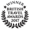 British Travel Awards 2017