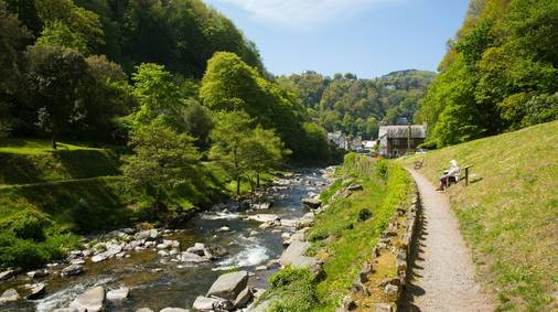4-Night Exmoor Gentle Guided Walking Holiday
