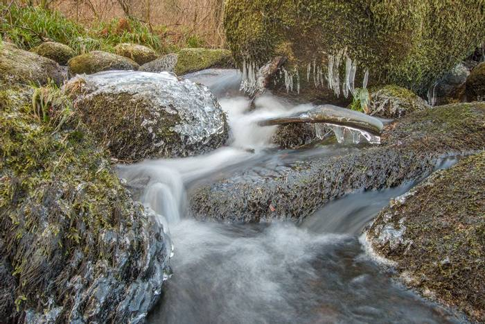 East Dart River, Dartmeet (© Robert Harvey)