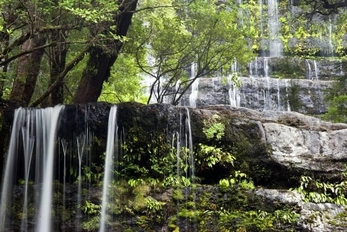 Russell Falls, Mount Field National park, Tasmania