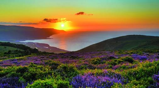 4-Night Exmoor Guided Walking Holiday