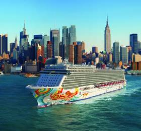 New York - Embark Norwegian Getaway
