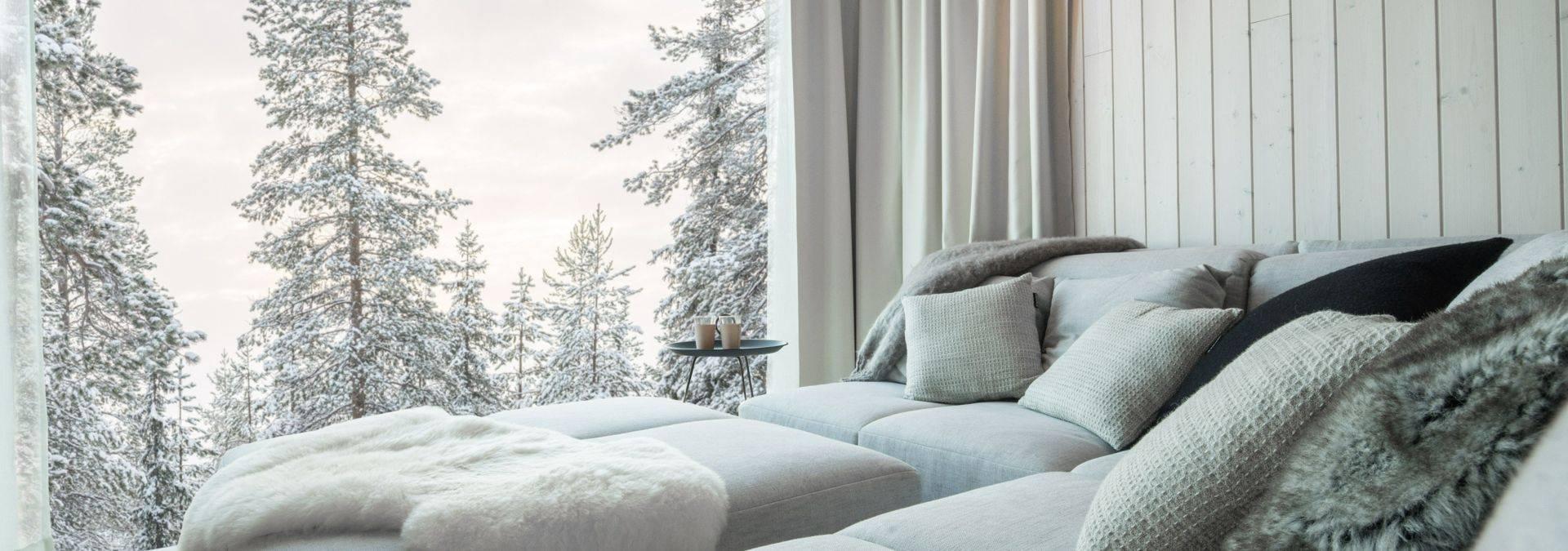 ArcticScene Executive Suite   1 Credit Arctic TreeHouse Hotel