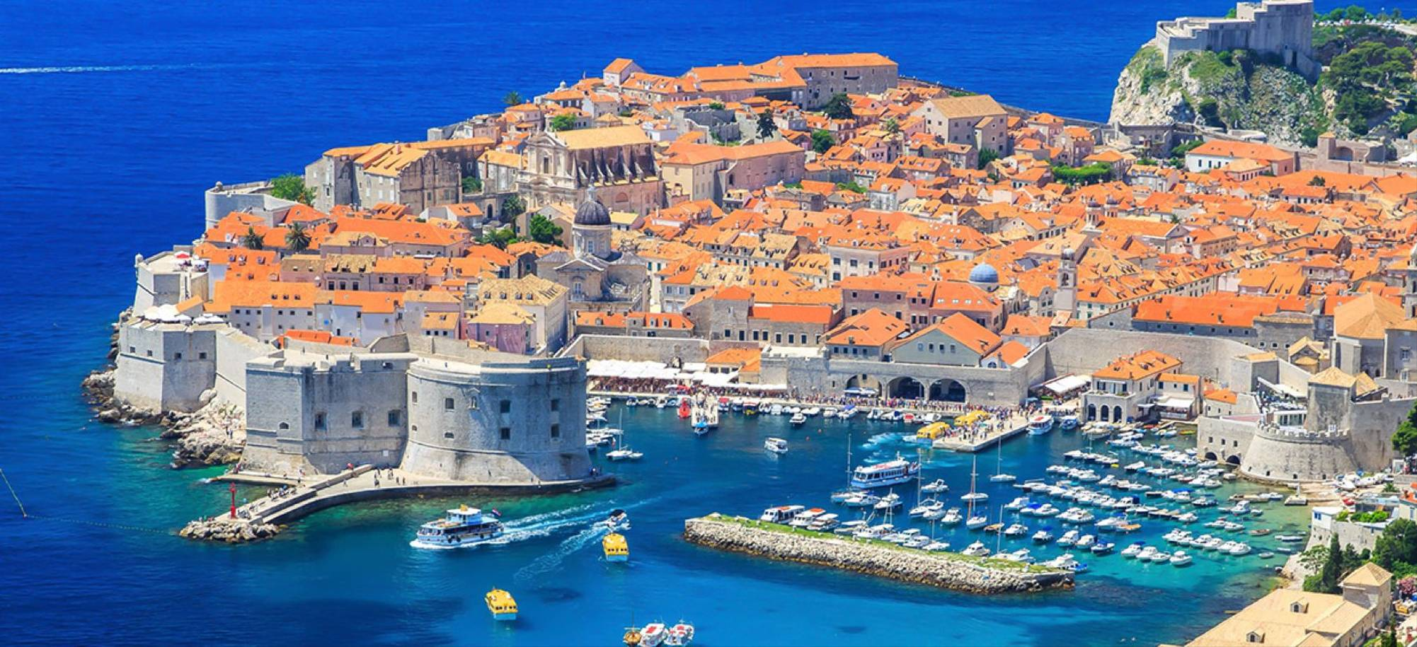 Dubrovnik   City Coastline   Itinerary Desktop