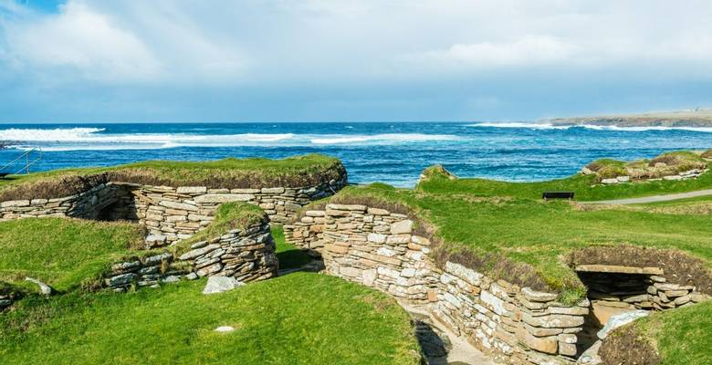 Orkney & Shetland guided walking holiday