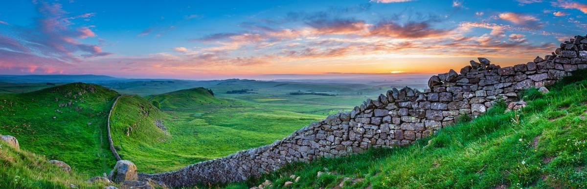 Hadrian's Wall is a World Heritage Site in the beautiful Northumberland National Park. Popular with walkers along the Hadria…