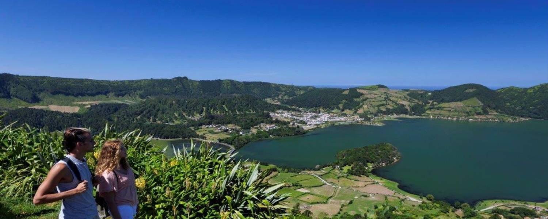 Sete Cidades 1, credit Futurismo Azores Adventures