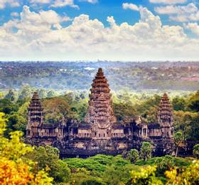 Siem Reap - Hotel Stay and Tour