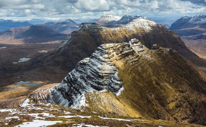 Ben Alligin, Torridon, Scottish Highlands
