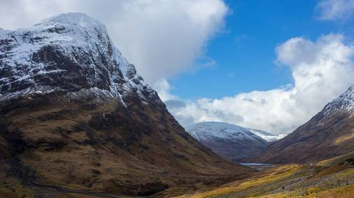 5-Night Scottish Highlands New Year Guided Walking Holiday