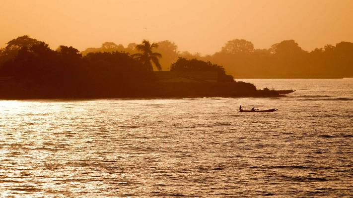 Gambia River (Paul Wilson)