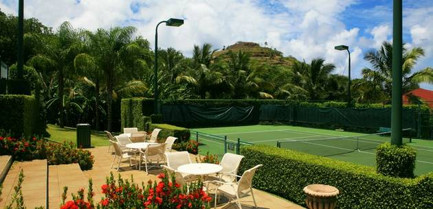Tennis at BodyHoliday