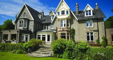 Alltshellach. HF Holidays Country House Hotel in Glen Coe, Scotland