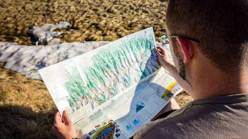 Dorset Coast Beginners' Navigation Skills Holiday
