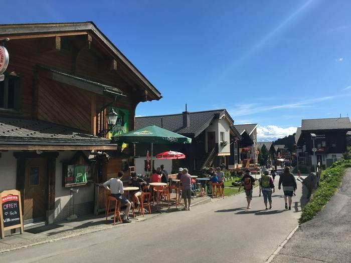 Bettmeralp village  (Kerrie Porteous)
