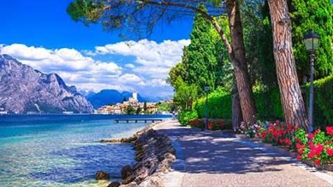 Day 10   Italy   Lake Garda  3