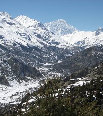 View Ghyaru village