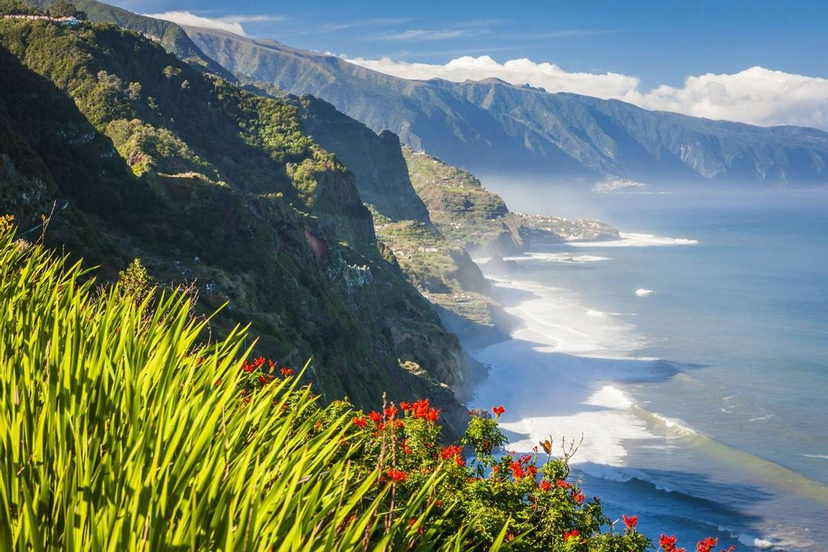 Madeira Portugal Shutterstock 162720437