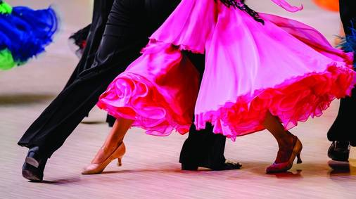 Improvers Ballroom & Latin Dancing Holiday in the Southern Yorkshire Dales