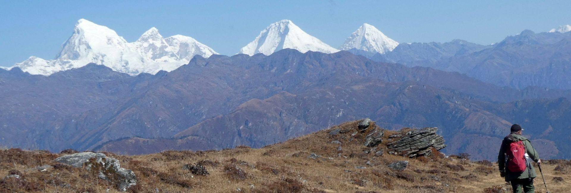Haa Valley Pilgrims trek in Bhutan